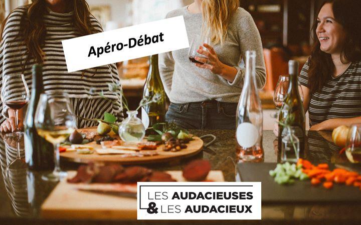 Apéro-débat des Audacieuses & des Audacieux em Paris le qua, 10 julho 2019 19:00-21:00 (Reuniões / Debates Gay, Lesbica, Hetero Friendly, Trans, Bi)