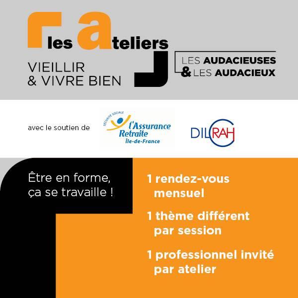 """Atelier """"Vieillir & Vivre Bien"""" - Estime de soi in Paris le Thu, September 26, 2019 from 06:00 pm to 08:00 pm (Workshop Gay, Lesbian, Hetero Friendly, Trans, Bi)"""