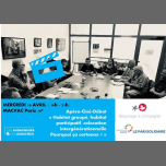 Apéro-Débat des Audacieuses & des Audacieux in Paris le Wed, April 10, 2019 from 07:00 pm to 09:00 pm (Meetings / Discussions Gay, Lesbian, Hetero Friendly, Trans, Bi)
