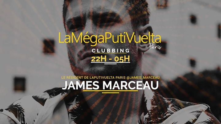 LaMégaPutiVuelta → afterwork, rooftop chauffé, clubbing in Paris le Fri, February  7, 2020 from 06:00 pm to 05:00 am (Clubbing Gay)