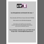 巴黎Etude vieillissement avec le VIH从2019年 3月 1日到12月14日(男同性恋, 女同性恋, 异性恋友好, 变性, 双性恋 见面会/辩论)