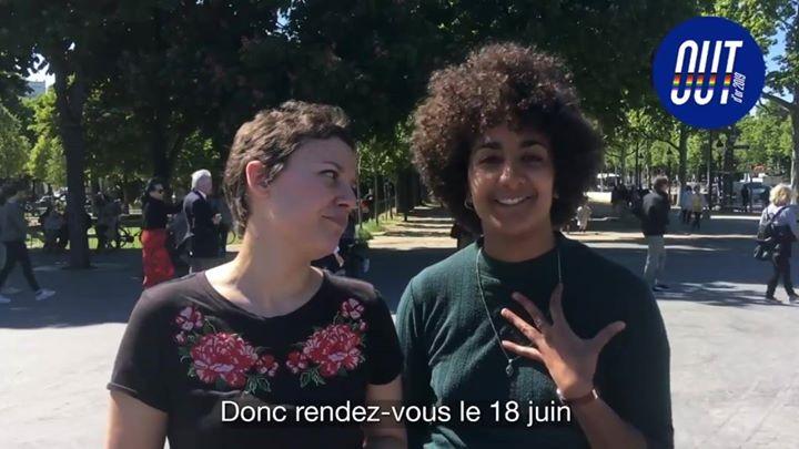 OUT d'or 2019 : la cérémonie en Paris le mar 18 de junio de 2019 19:00-23:59 (Ceremonias Gay, Lesbiana)
