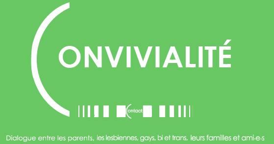 Convivialité 2019 a Parigi le ven 24 maggio 2019 19:30-22:30 (Incontri / Dibatti Gay, Lesbica)