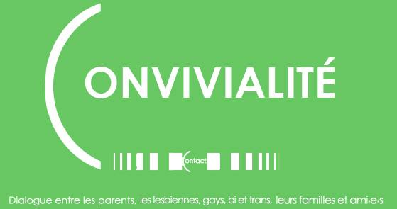 Convivialité 2019 in Paris le Fri, November 15, 2019 from 07:00 pm to 11:00 pm (Meetings / Discussions Gay, Lesbian)