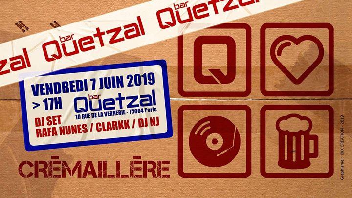 Crémaillère em Paris le sex,  7 junho 2019 às 17:00 (After-Work Gay, Bear)