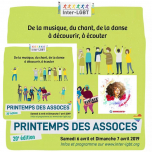 DIIVINESLGBTQI+/PRINTEMPS DES ASSOCES PARIS 2019 in Paris le Sat, April  6, 2019 from 10:00 am to 06:00 pm (Meetings / Discussions Lesbian)