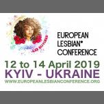 DIIVINESLGBTQI+1ÈRE EUROPÉENNE CONFÉRENCE LESBIENNES/KIEV à Kiev du 12 au 14 avril 2019 (Rencontres / Débats Lesbienne)
