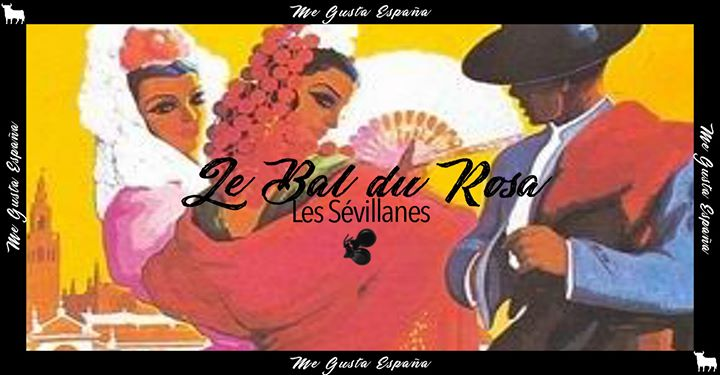 Le Bal du Rosa // Les Sévillanes em Paris le qua, 25 setembro 2019 20:00-01:30 (After-Work Gay Friendly, Lesbica Friendly)