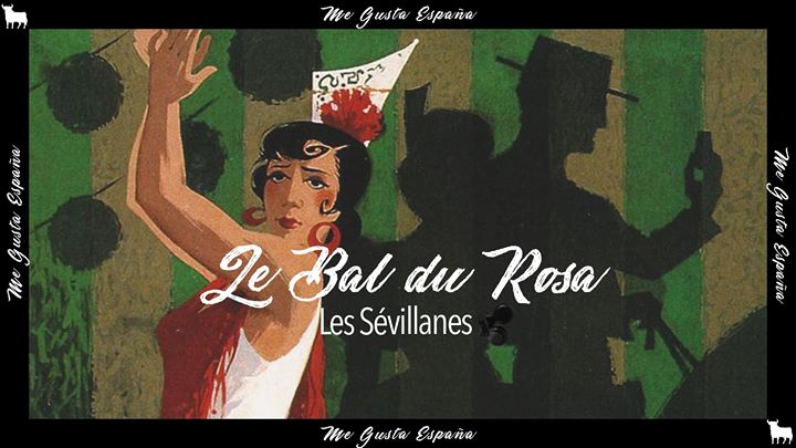 Le Bal du Rosa // Les Sévillanes in Paris le Wed, January 29, 2020 from 08:00 pm to 11:59 pm (After-Work Gay Friendly, Lesbian Friendly)