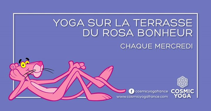 Yoga Rosa in Paris le Mi 23. Oktober, 2019 12.00 bis 13.00 (Werkstatt Gay Friendly, Lesbierin Friendly)