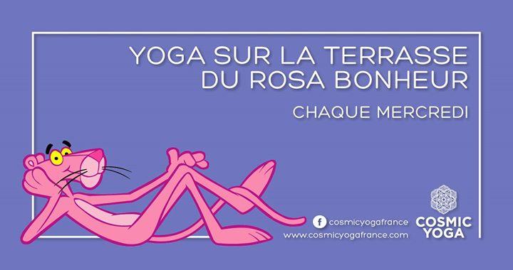 Yoga Rosa em Paris le qua, 25 setembro 2019 12:00-13:00 (Workshop Gay Friendly, Lesbica Friendly)