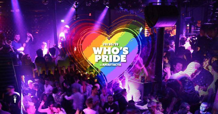 Who's Pride en Paris le sáb 29 de junio de 2019 18:00-03:00 (After-Work Gay, Lesbiana)