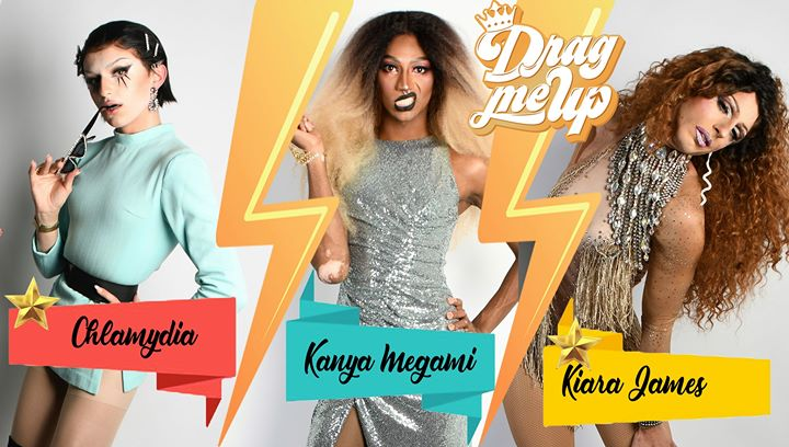 Drag Me Up Saison 2 - Rock my Body in Paris le Sun, December 15, 2019 from 08:00 pm to 02:00 am (After-Work Gay, Lesbian)