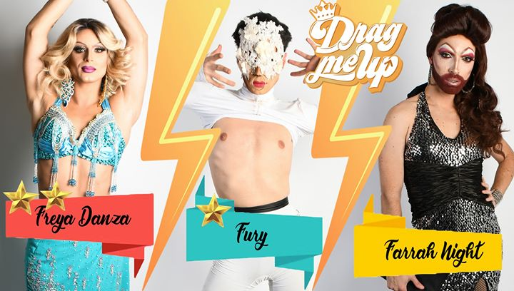Drag Me Up Saison 2 -Animal Mind en Paris le dom 12 de enero de 2020 20:00-02:00 (After-Work Gay, Lesbiana)