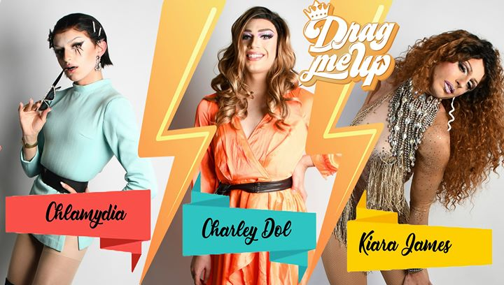 Drag Me Up Saison 2 - Black Friday in Paris le Sun, December  1, 2019 from 08:00 pm to 02:00 am (After-Work Gay, Lesbian)