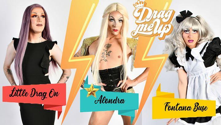 Drag Me Up Saison 2 - (Dates annulées jusqu'a nouvel ordre) à Paris le dim. 29 mars 2020 de 20h00 à 02h00 (After-Work Gay, Lesbienne)