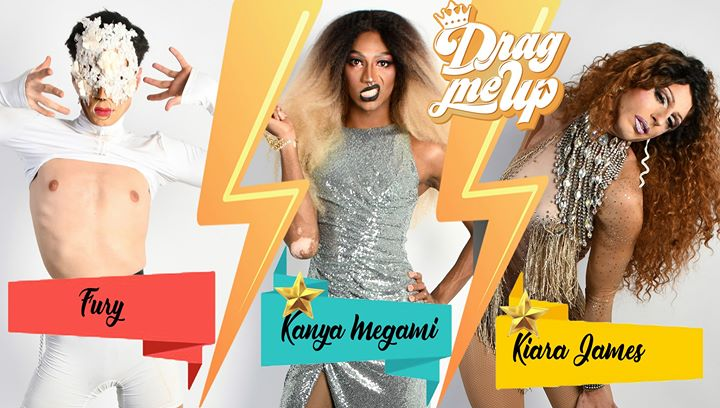 Drag Me Up Saison 2 - Merry Queen'smas in Paris le Sun, December 22, 2019 from 08:00 pm to 02:00 am (After-Work Gay, Lesbian)