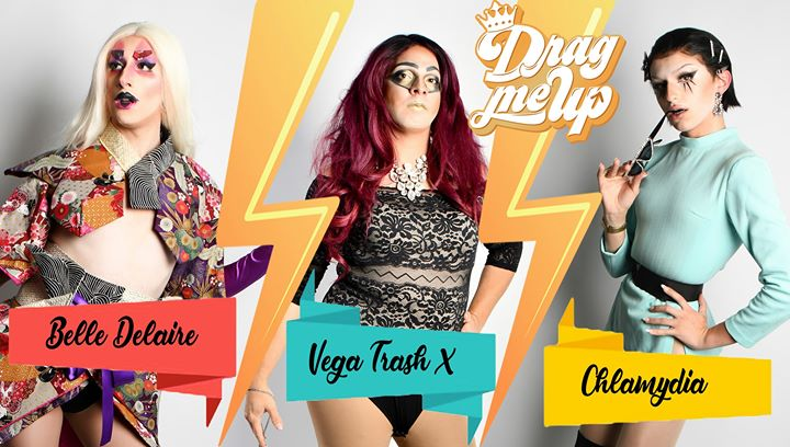 Drag Me Up Saison 2 - Seconde chance (Fête d'Automne) in Paris le Sun, November 24, 2019 from 08:00 pm to 02:00 am (After-Work Gay, Lesbian)