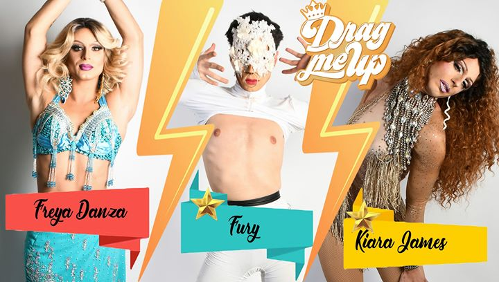 Drag Me Up Saison 2 - Galaxy Dream en Paris le dom 29 de diciembre de 2019 20:00-02:00 (After-Work Gay, Lesbiana)
