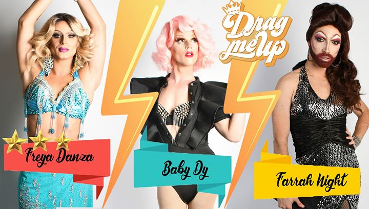 Drag Me Up Saison 2 - Love Disney a Parigi le dom 19 gennaio 2020 20:00-02:00 (After-work Gay, Lesbica)