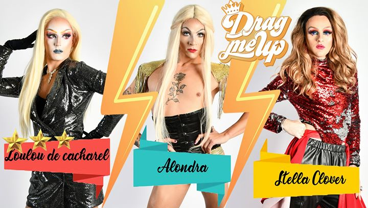 Drag Me Up Saison 2 - Farm Queen a Parigi le dom  1 marzo 2020 20:00-02:00 (After-work Gay, Lesbica)