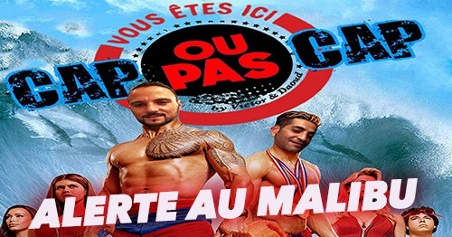 Cap ou pas Cap?! à Paris le ven.  5 juillet 2019 de 19h00 à 22h00 (After-Work Gay)
