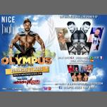 Olympus world tour NICE em Niça le dom, 21 abril 2019 23:45-06:00 (Clubbing Gay)