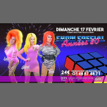 Les Folles de Paris - Spécial années 80 en Paris le dom 17 de febrero de 2019 20:00-23:59 (After-Work Gay)