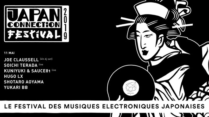 Japan Connection Festival・Closing Party à Paris le sam. 11 mai 2019 de 23h00 à 09h30 (Clubbing Gay Friendly)