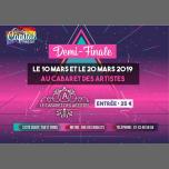 Voici venue l'heure des demi-finales - Talent Capital Paris 2019 in Paris le So 10. März, 2019 20.00 bis 23.45 (Vorstellung Gay, Lesbierin, Hetero Friendly, Transsexuell, Bi)