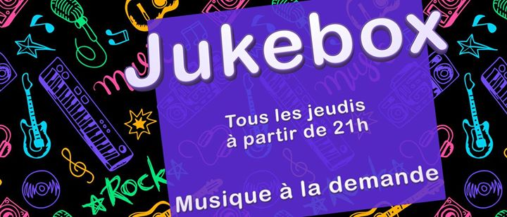 Jukebox in Paris le Do  3. Oktober, 2019 21.00 bis 03.00 (After-Work Gay)