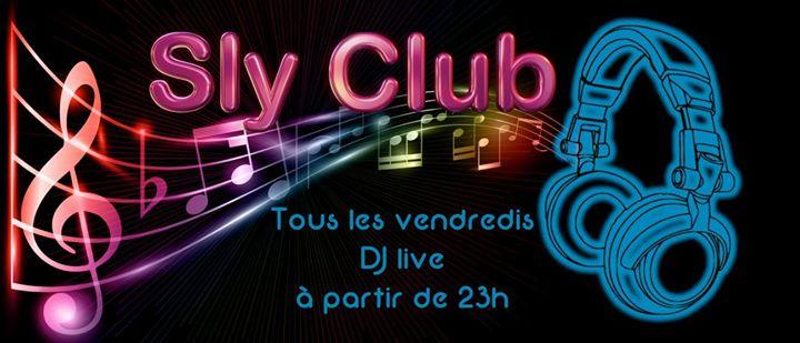 Sly Club in Paris le Fr 27. September, 2019 23.00 bis 05.00 (After-Work Gay)