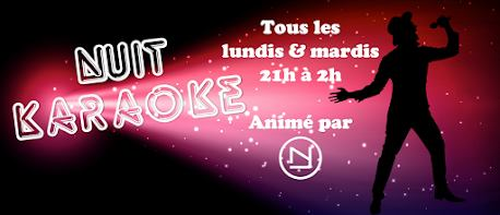 Karaoké à Paris le lun.  6 janvier 2020 de 21h00 à 02h00 (After-Work Gay)