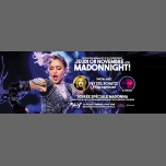 Madonnight Party en Paris le jue  8 de noviembre de 2018 20:00-03:00 (After-Work Gay)
