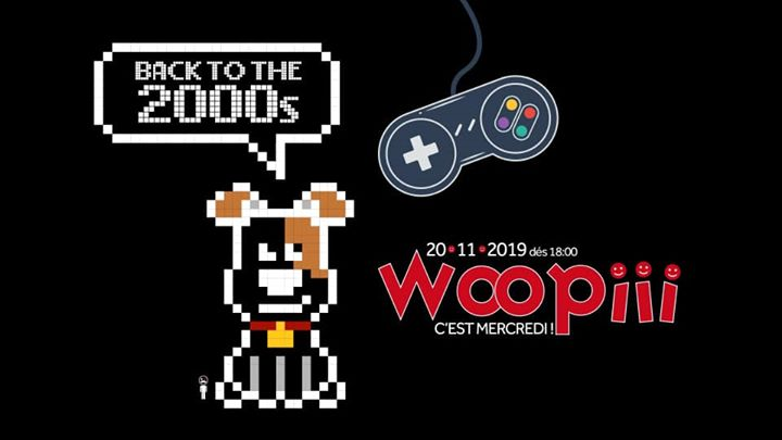 Woopiii Back to the 2000's in Paris le Wed, November 20, 2019 from 07:00 pm to 02:00 am (After-Work Gay)