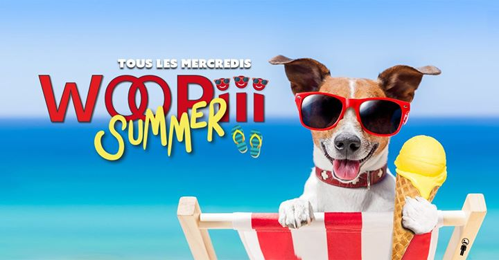 Woopiii Summer à Paris le mer.  7 août 2019 de 20h00 à 02h00 (After-Work Gay)