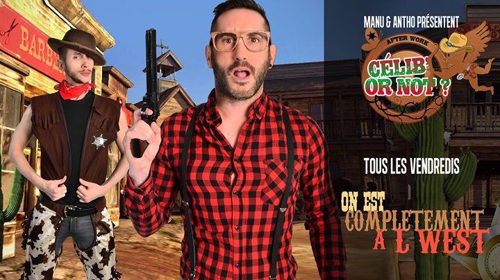After Work Célib' or not à Paris le ven.  3 avril 2020 de 15h00 à 05h00 (Clubbing Gay, Lesbienne)