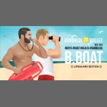 Bboat Summer Party in Paris le Fri, July 20, 2018 from 07:00 pm to 04:00 am (After-Work Gay Friendly)