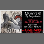 Memories Exhibition by Serge Lefox in Paris le Thu, April 18, 2019 at 07:00 pm (Expo Gay)