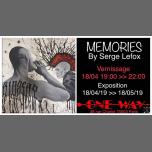 Memories Exhibition by Serge Lefox à Paris le jeu. 18 avril 2019 à 19h00 (Expo Gay)