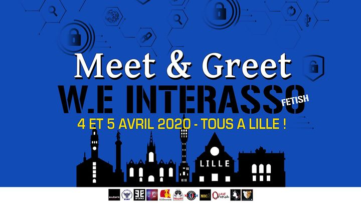 WE Interasso Fetish - Tous à Lille ! in Lille le Sa  4. April, 2020 08.00 bis 16.30 (Clubbing Gay)