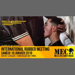 International Rubber Meeting 2019 in Paris le Sat, January 19, 2019 from 10:00 pm to 05:00 am (Sex Gay)