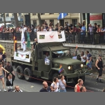Marche des fiertés avec UNIFS UNIFS ASMF & M.E.C. à Paris le sam. 30 juin 2018 de 14h00 à 18h00 (Parades / Défilés Gay)