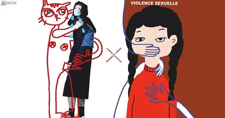 La violence sexuelle dans les textes et dans la réalité a Parigi le dom  1 dicembre 2019 17:00-19:00 (Incontri / Dibatti Lesbica)