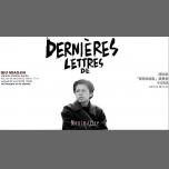 Soirée Littéraire autour des Dernières lettres de Montmartre de in Paris le Sa 27. April, 2019 18.30 bis 20.00 (Begegnungen / Debatte Lesbierin, Lesbierin Friendly)