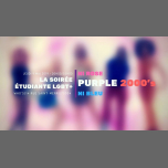 Purple #6 : Flashback to the 2000's à Paris le jeu.  9 mai 2019 de 20h00 à 02h00 (After-Work Gay, Lesbienne)