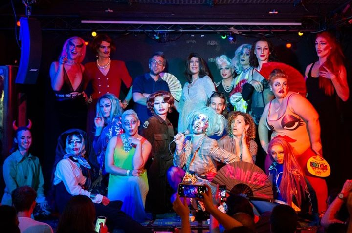 DimancheDrag Saison 2 : Tous les 15 jours la nouvelle scène drag in Paris le Sun, November 17, 2019 from 05:30 pm to 11:30 pm (Show Gay, Trans, Bi)