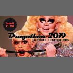 Dragathon 2019 : la finale ! * Qui sera le meilleur DUO DRAG ?* à Paris le sam. 11 mai 2019 de 20h00 à 23h45 (Spectacle Gay, Trans, Bi)