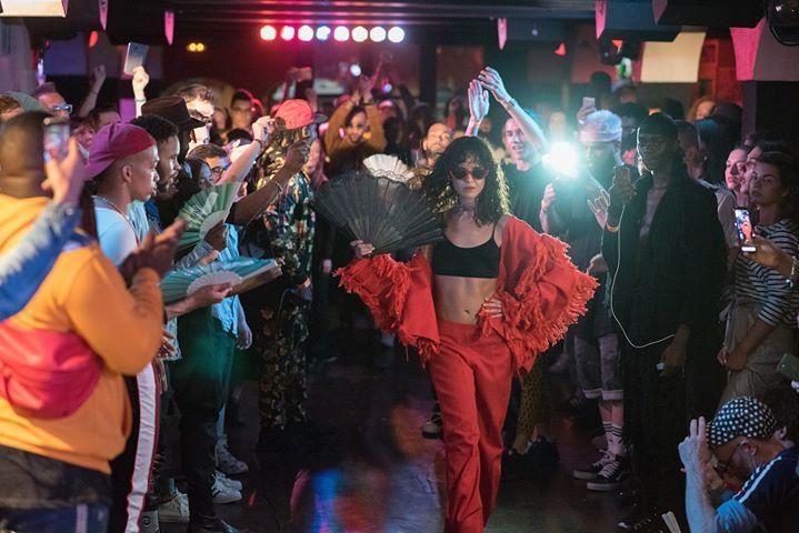 Séance Voguing & Ballroom//Chéries-Chéris 2019 en Paris le dom 24 de noviembre de 2019 21:55-23:55 (Cine Gay, Lesbiana, Trans, Bi)