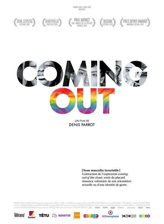 Dimanche du Documentaire : Coming Out en Paris le dom 16 de junio de 2019 11:00-14:00 (Cine Gay, Lesbiana, Trans, Bi)